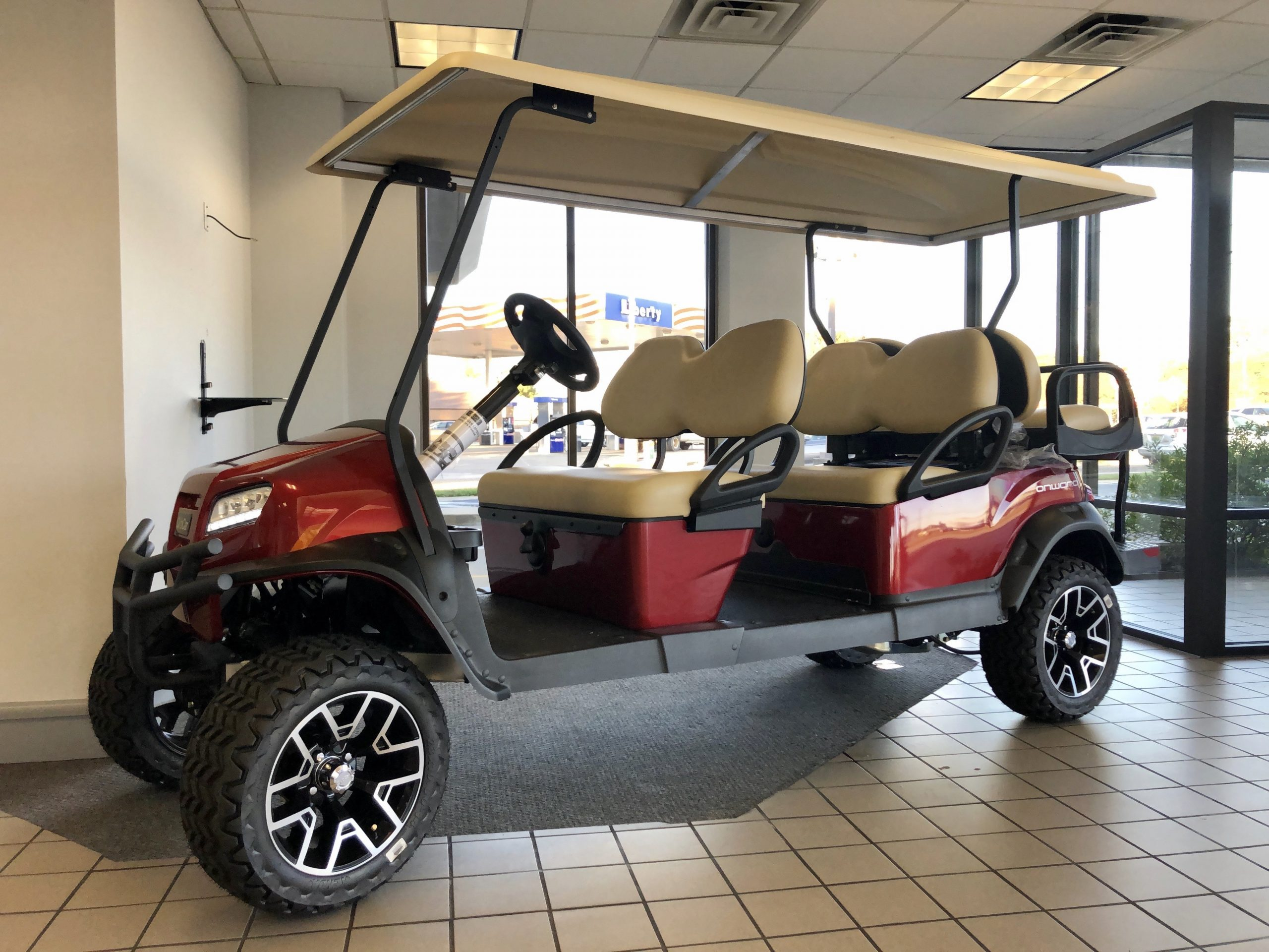 2020 Club Car Onward 6 Image
