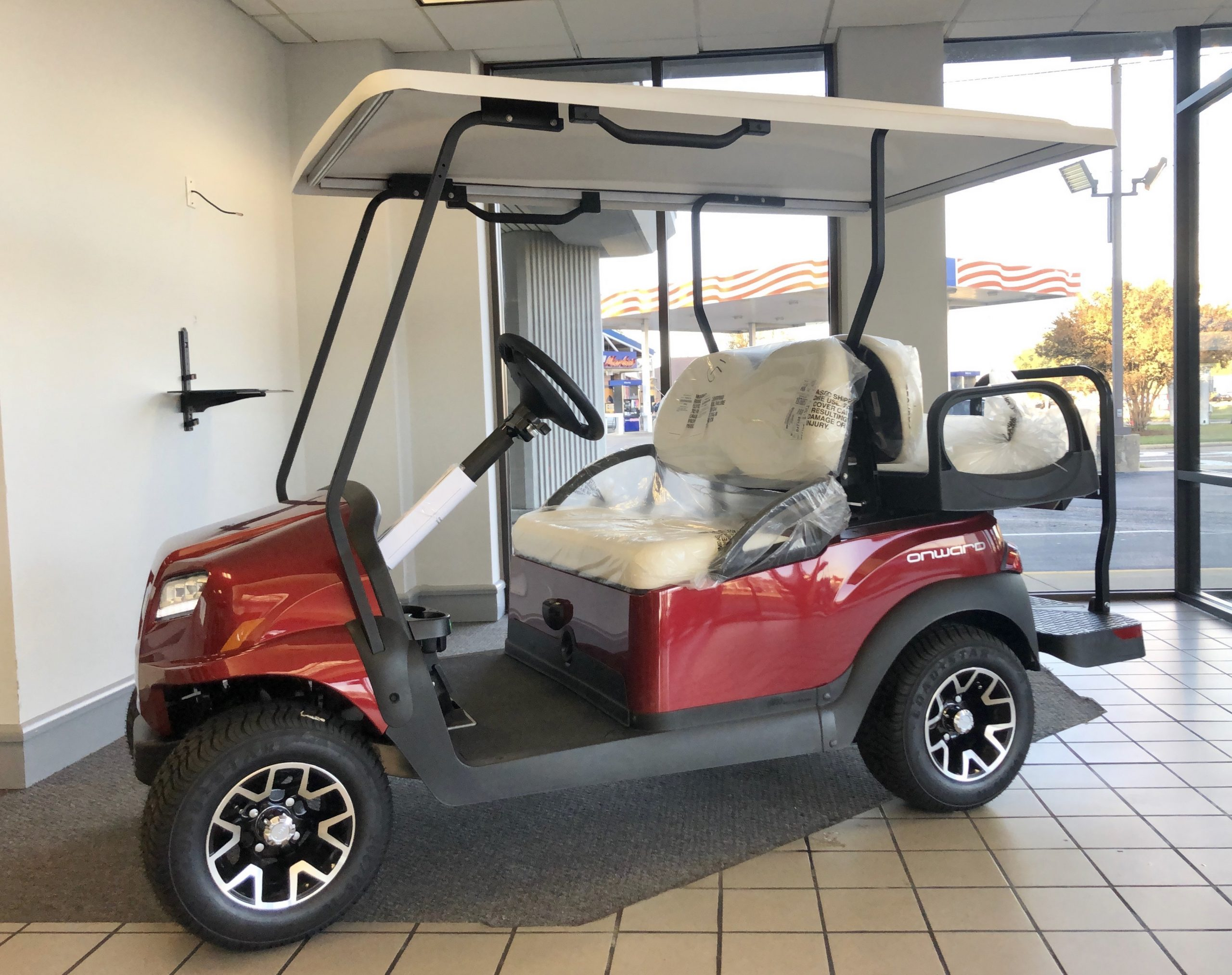 2020 Club Car Onward 4 Image