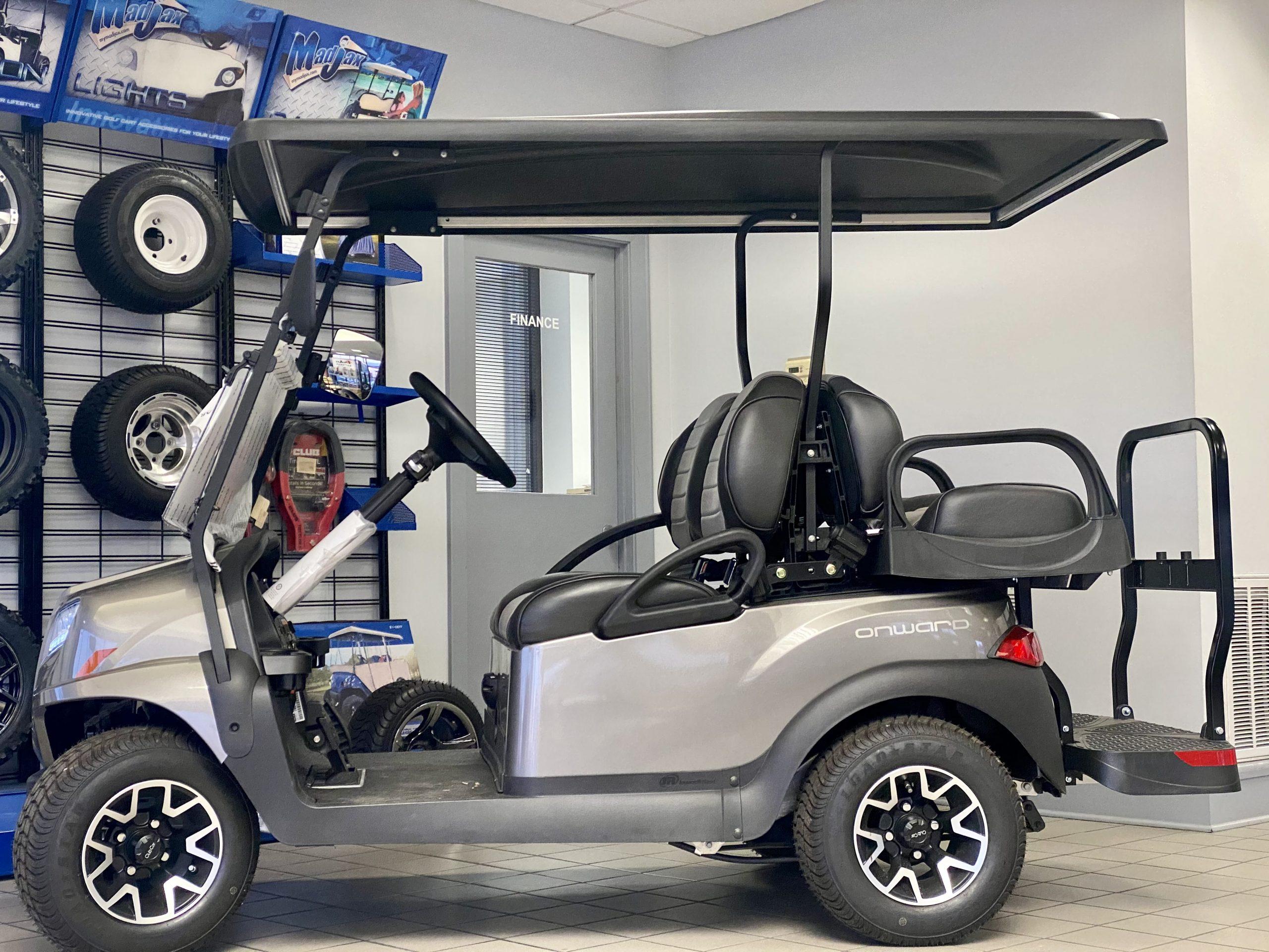 2021 Club Car Onward Image