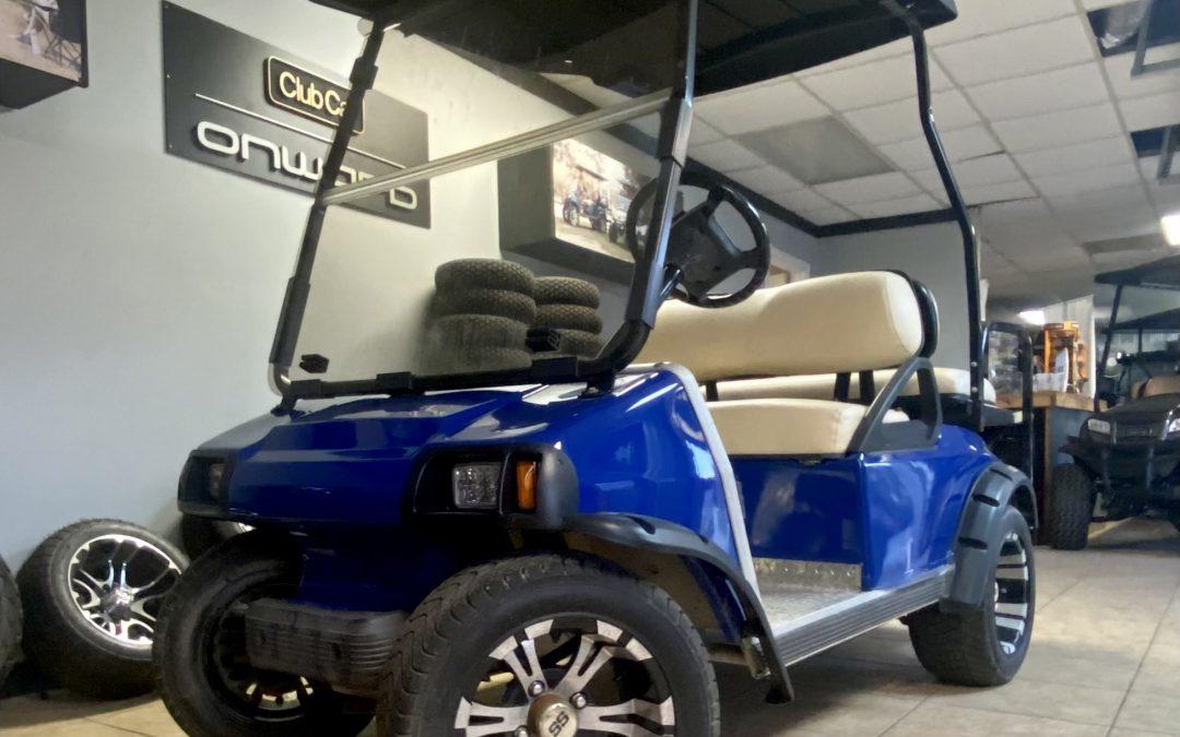 Club Car – Custom Electric