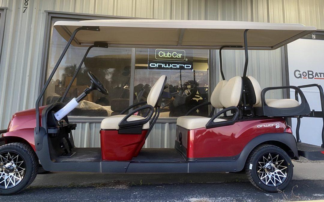 2021 Club Car Onward 48V